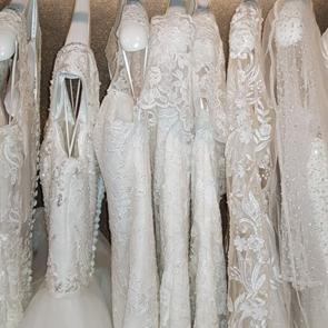 Bruidsjurk shoppen daarna dotten | Schoonhoven | Taft & Tule | Zilverstad